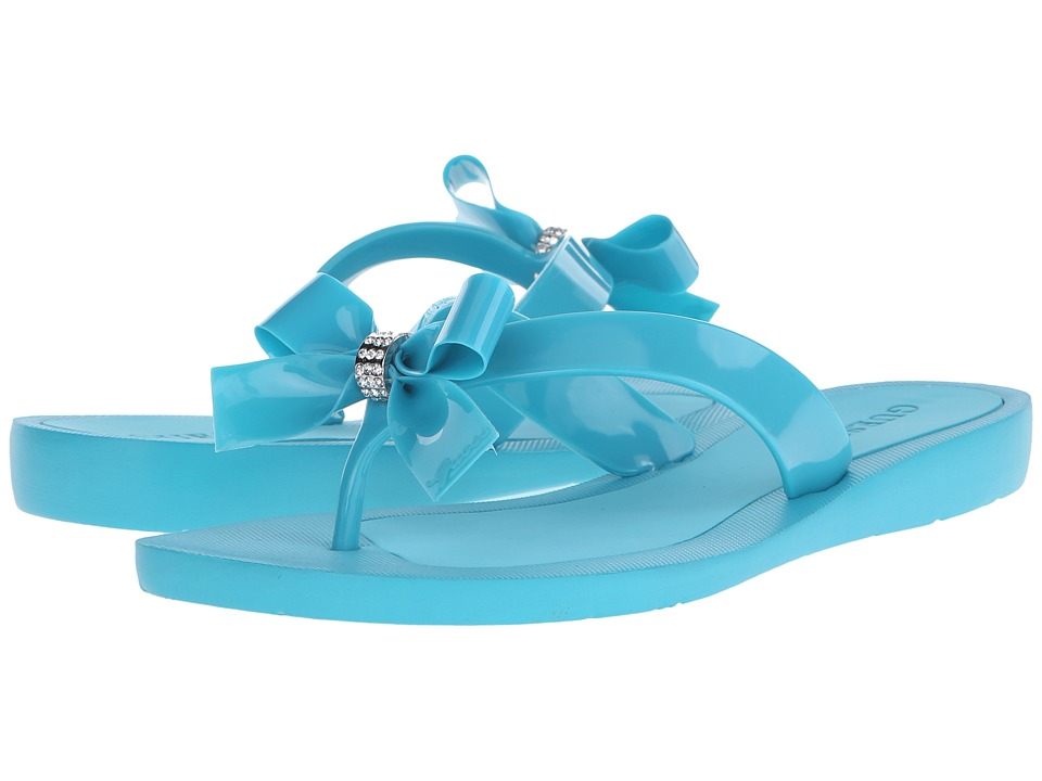 GUESS - Tutu (Blue Eva) Women's Sandals