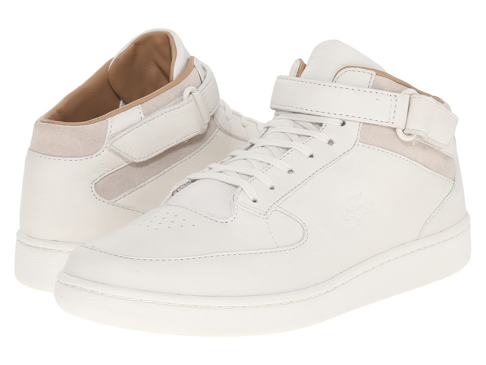 Lacoste - Turbo 2 (Off-White) Men's Shoes