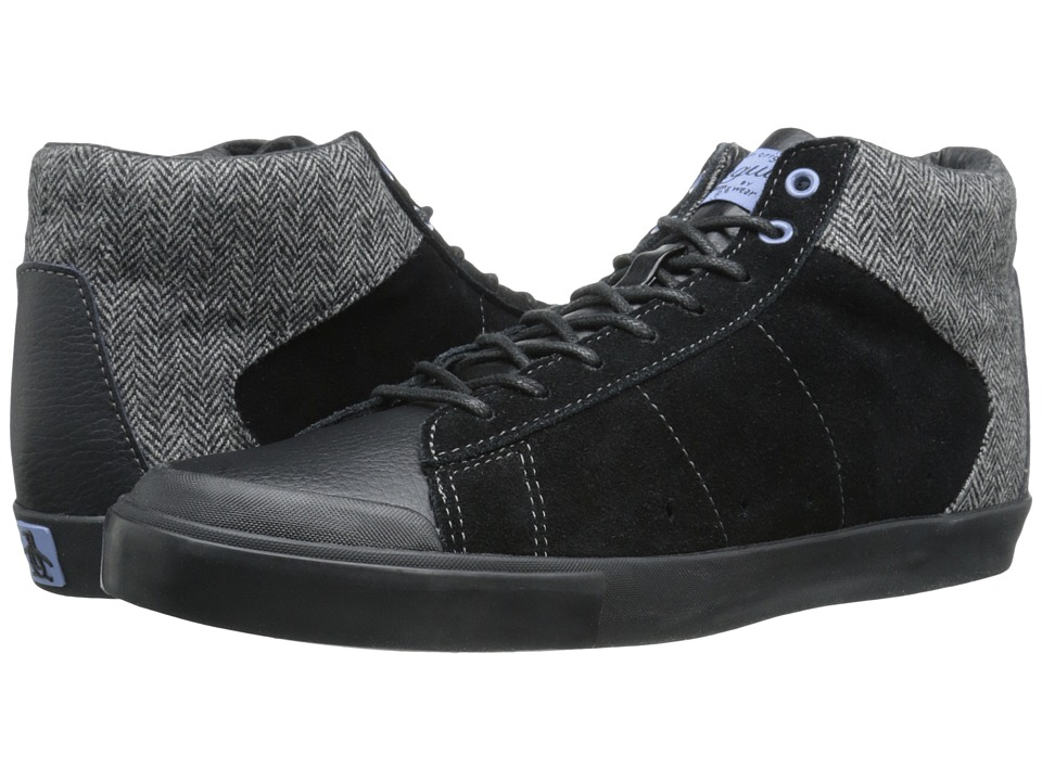 Original Penguin - Breaker Hi (Black) Men's Shoes