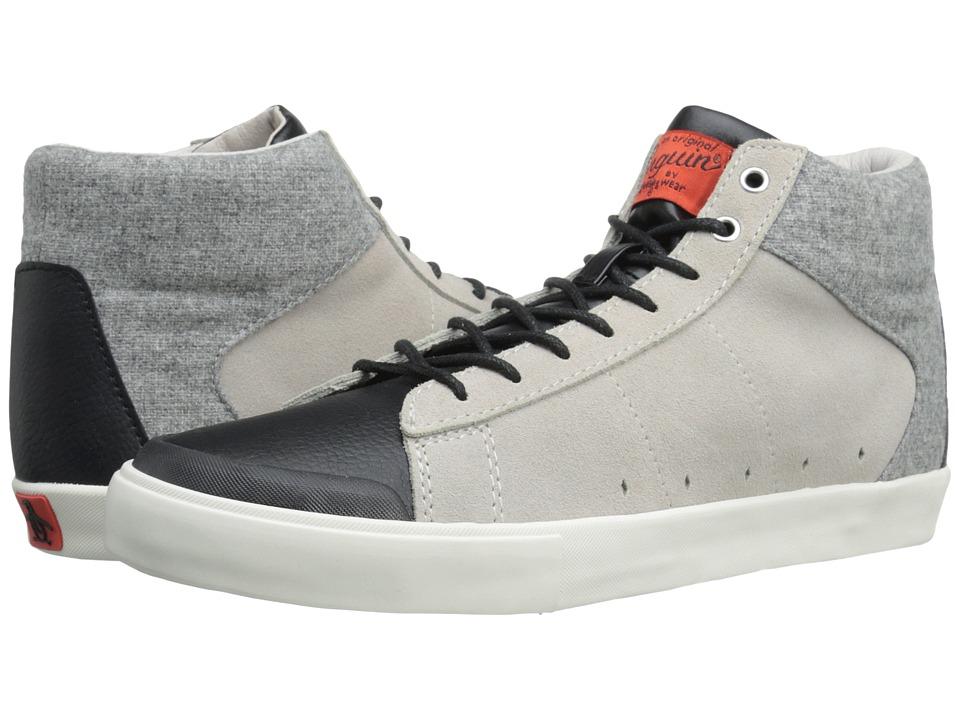 Original Penguin - Breaker Hi (Silver Grey) Men's Shoes