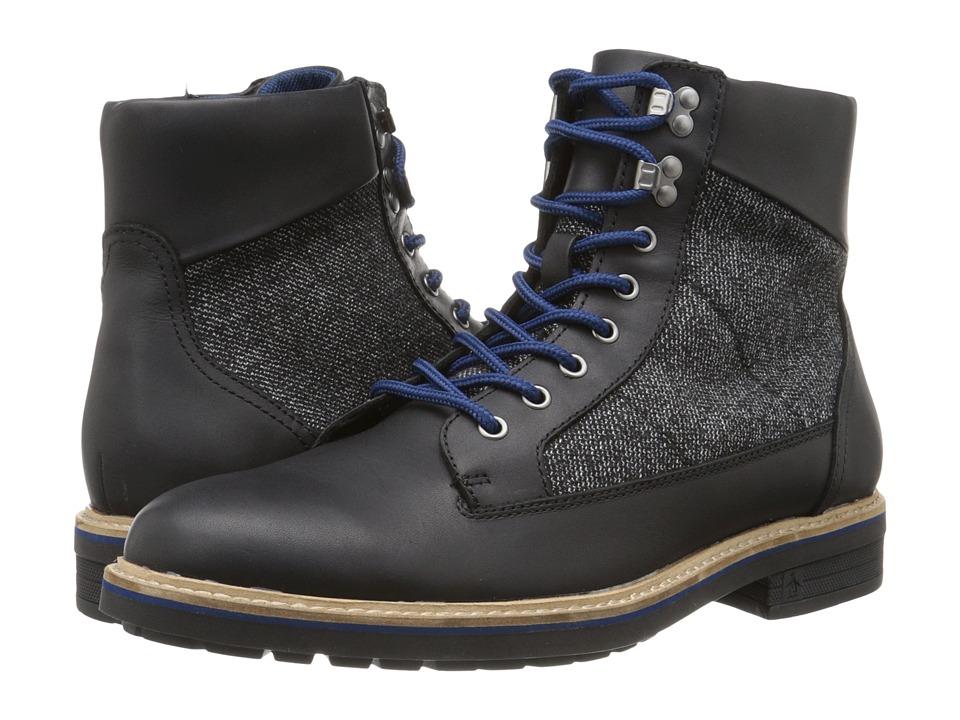 Original Penguin - Hiker (Black) Men's Shoes