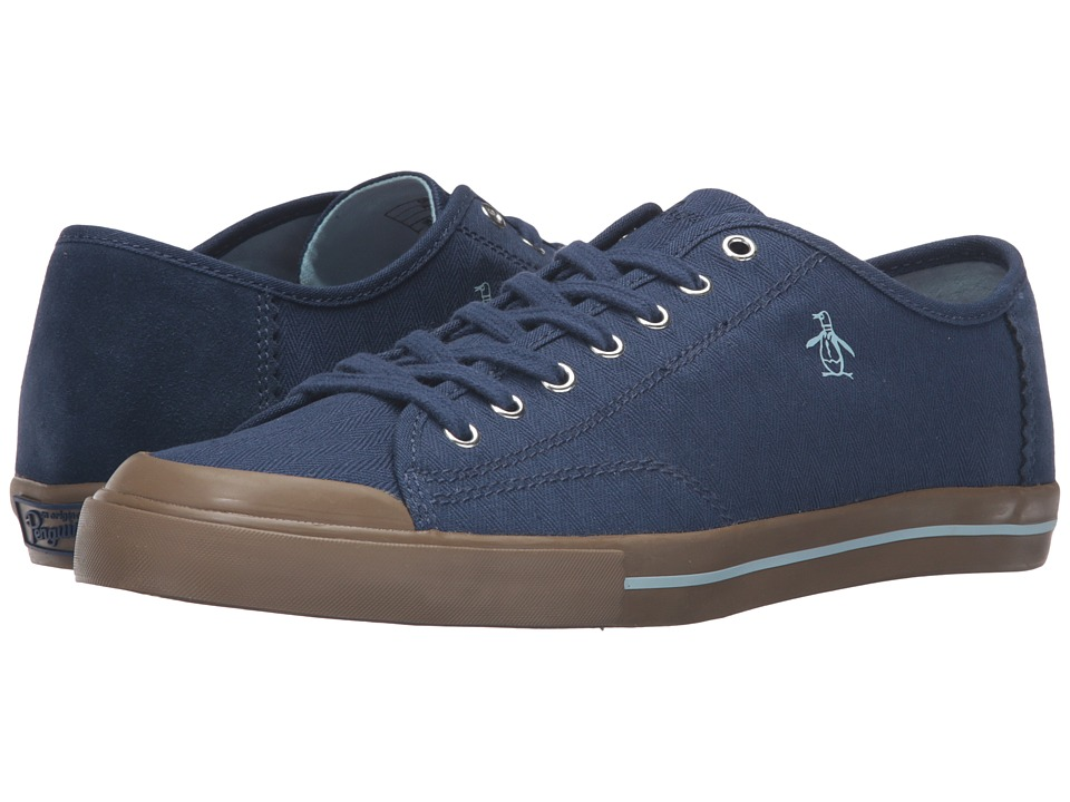 Original Penguin - Chiller Linen (Poseidon) Men's Lace up casual Shoes