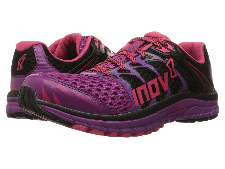 inov-8 - Road Claw 275 (Purple/Black/Pink) Women's Running Shoes