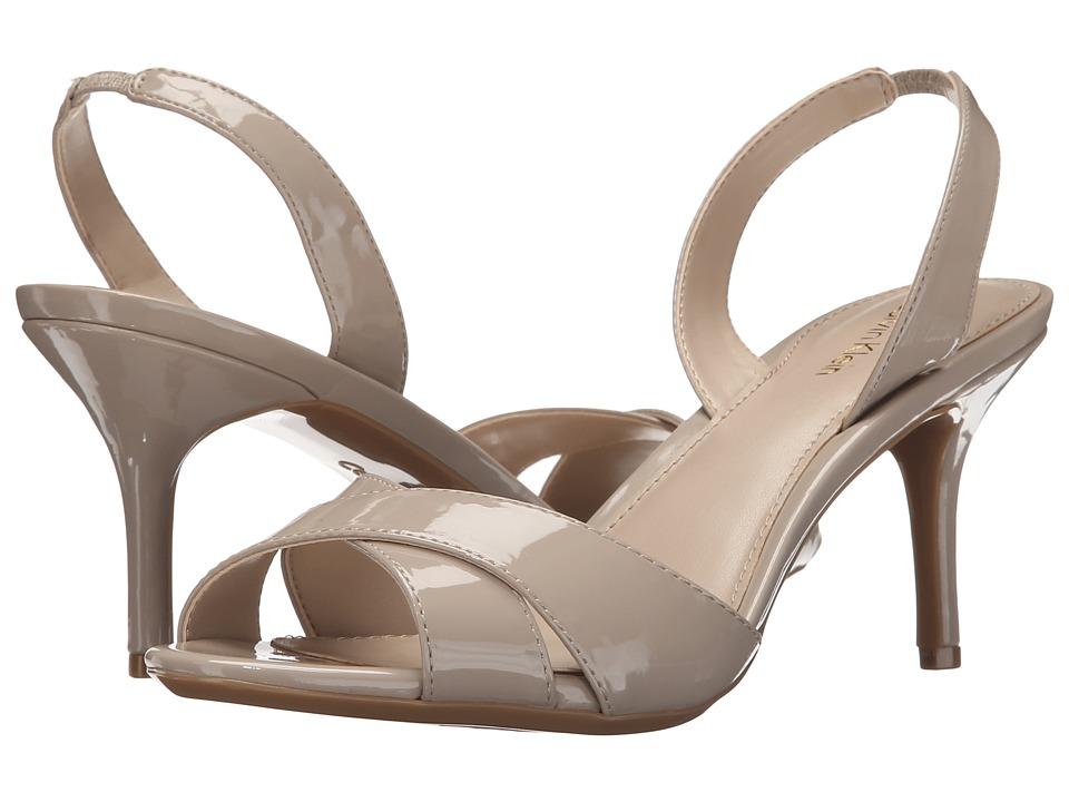 Calvin Klein - Lucette (Cocoon Patent) Women's Shoes