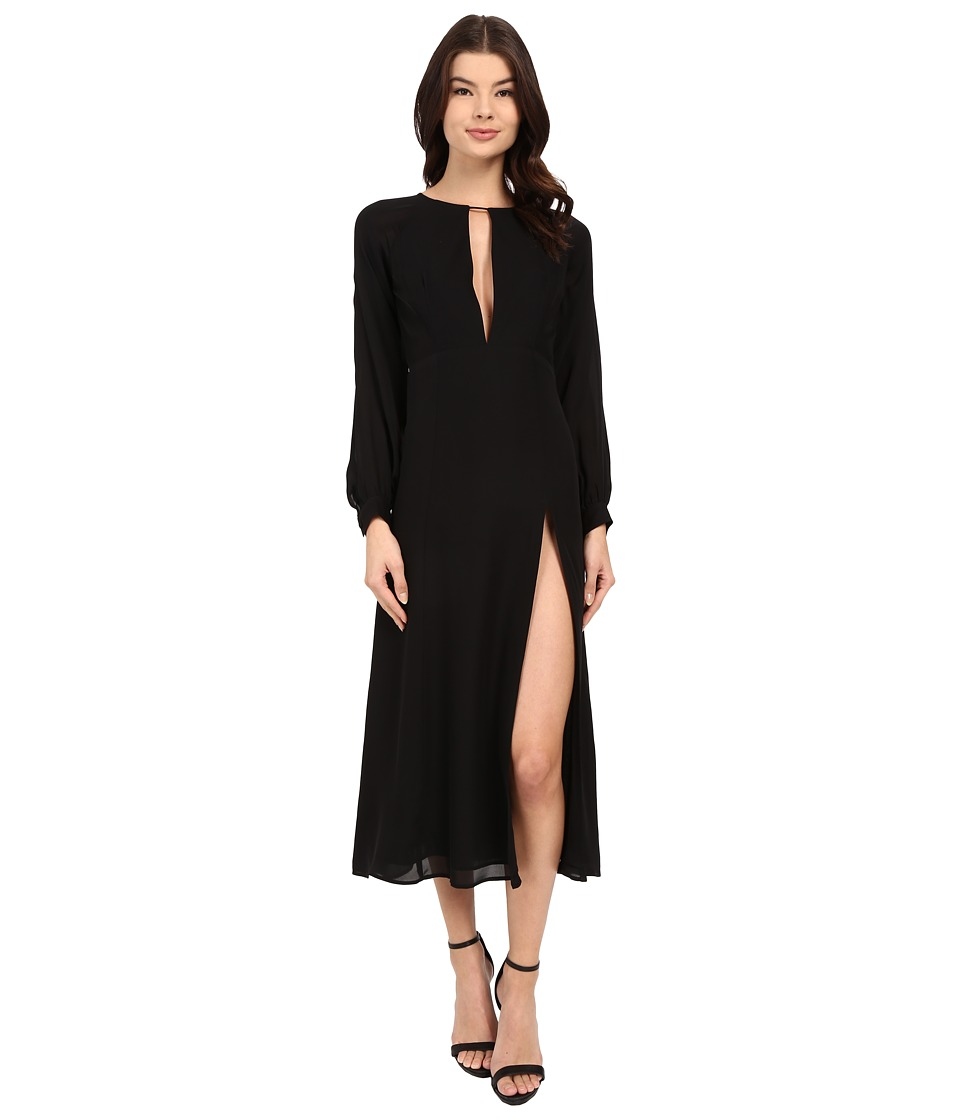 Stone Cold Fox - Paris Dress (Black) Women's Dress
