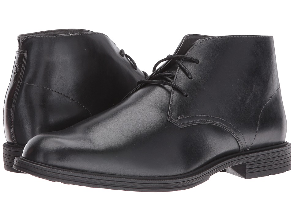 Florsheim Mogul Chukka Boot II (Black Smooth) Men
