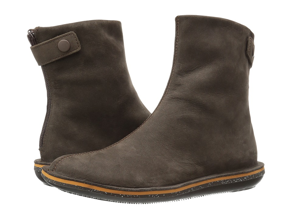 Camper - Beetle - K400010 (Brown) Women's Boots