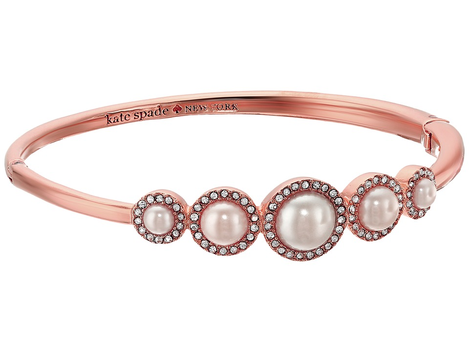 Kate Spade New York - Bangle (Blush Multi) Bracelet