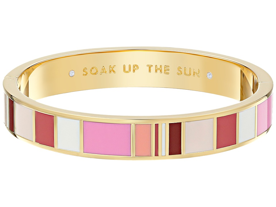 Kate Spade New York - Idiom Bangles Soak Up The Sun (Multi) Bracelet