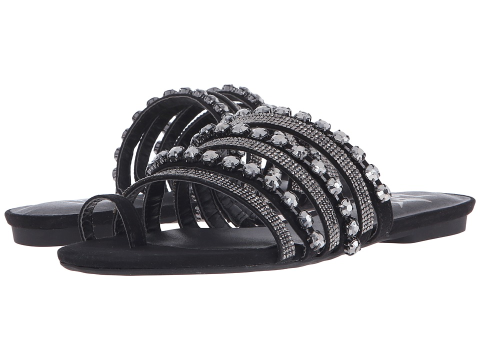 LFL by Lust For Life - Delite (Black) Women's Sandals