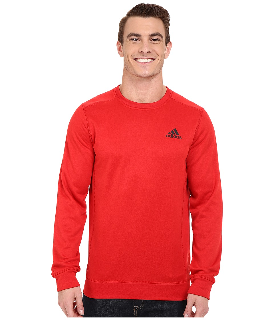 adidas Outdoor - Ultimate Crew (Scarlet/Black) Men