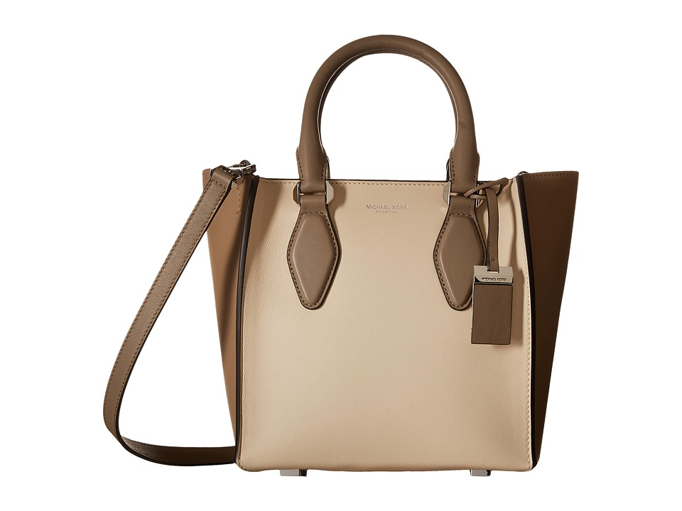 Michael Kors - Gracie Small Tote (Vanilla) Tote Handbags