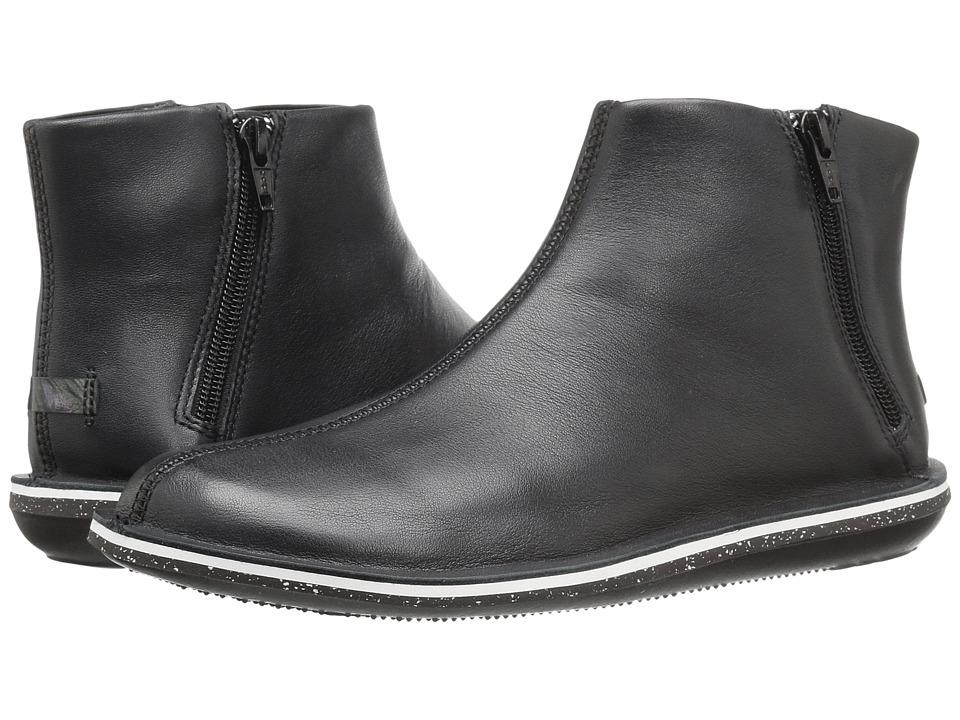 Camper - Beetle - 46613 (Black 1) Women's Zip Boots