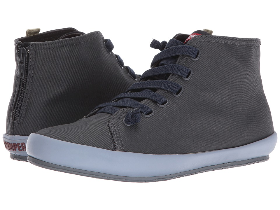 Camper - Borne - K400163 (Grey) Women's Lace up casual Shoes