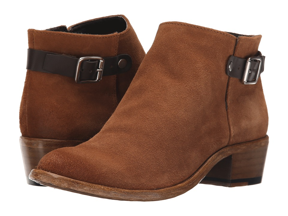 Sol Sana - Blake (Chestnut Suede) Women's Shoes