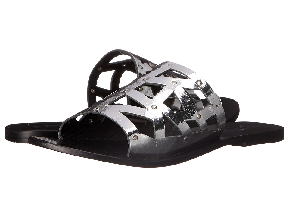 Sol Sana - Mandy (Silver) Women's Shoes