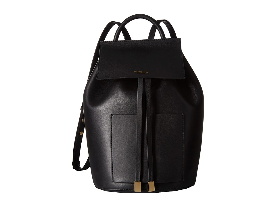 Michael Kors - Miranda Backpack (Black) Backpack Bags