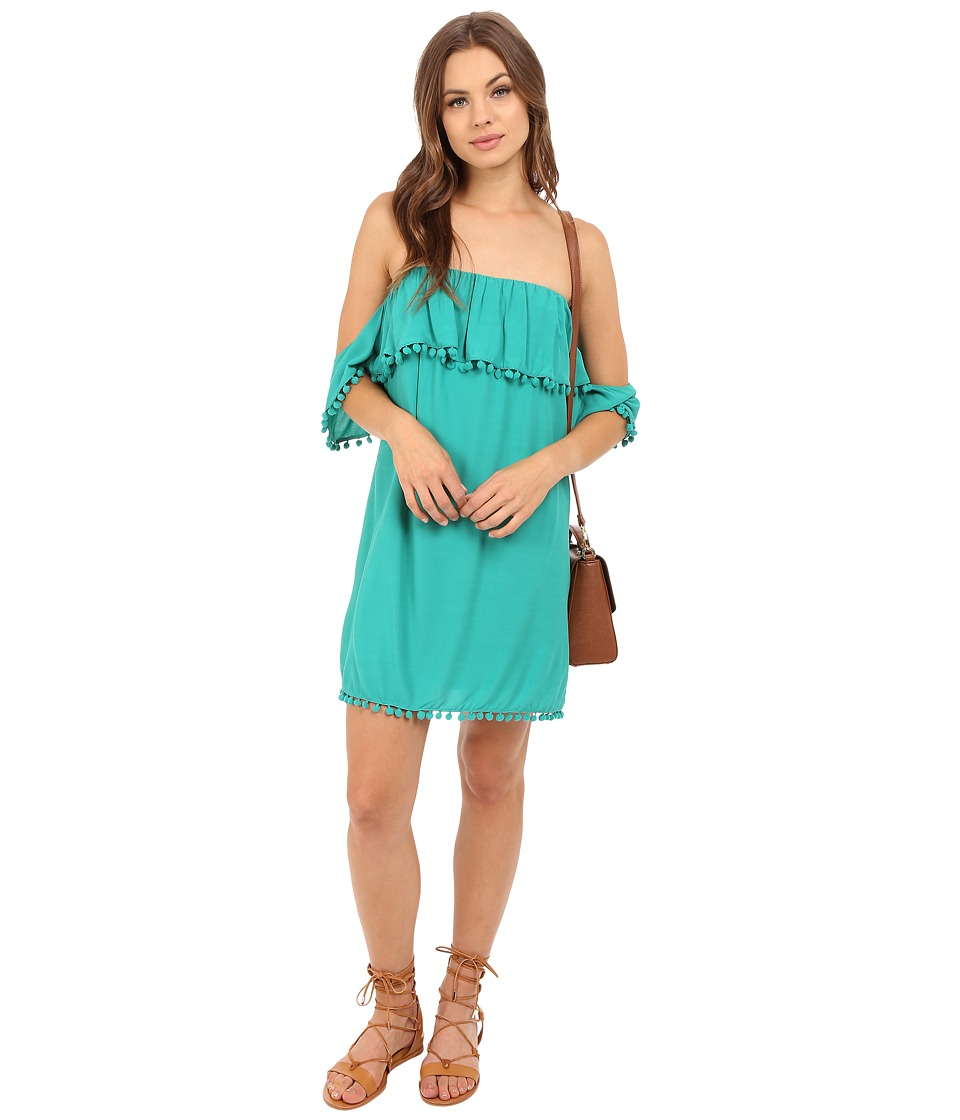 Lovers + Friends - Villa Dress (Palm Green) Women's Dress