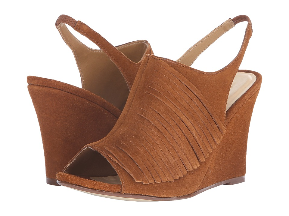 Chinese Laundry - Scout Suede (Walnut) Women