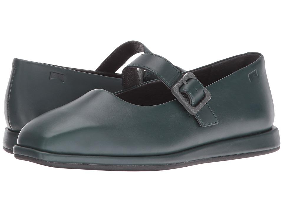 Camper - Fidelia - K200226 (Green) Women's Maryjane Shoes