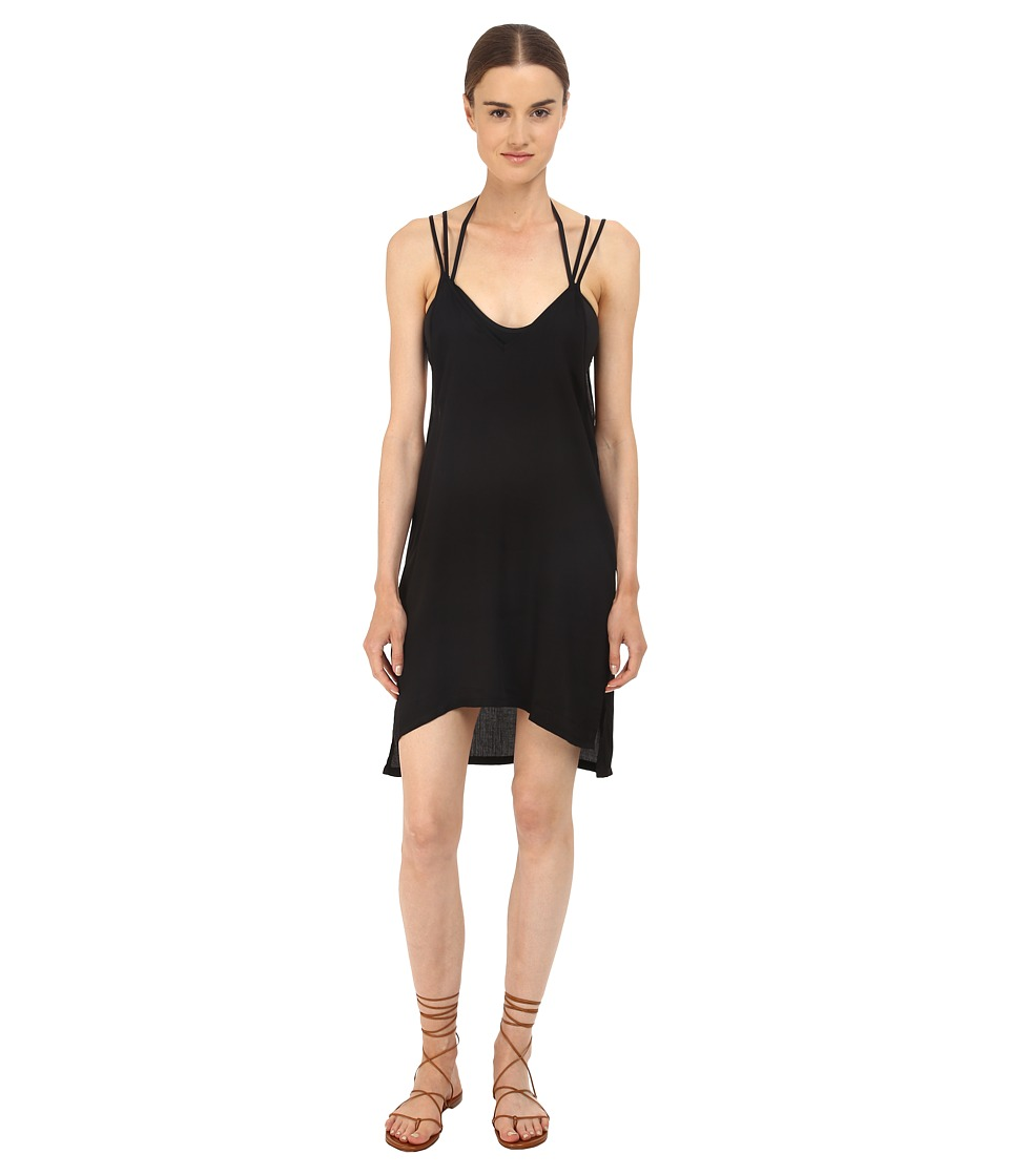 onia - Audrey Cover-Up (Black) Women's Swimwear