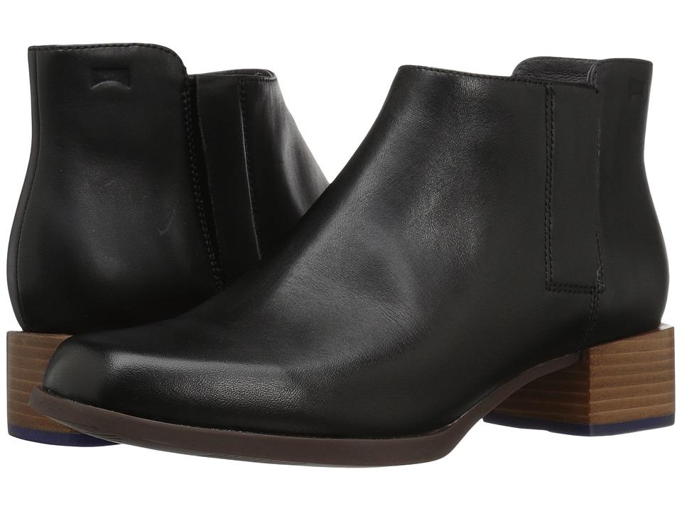 Camper - Kobo - K400111 (Black) Women's Boots