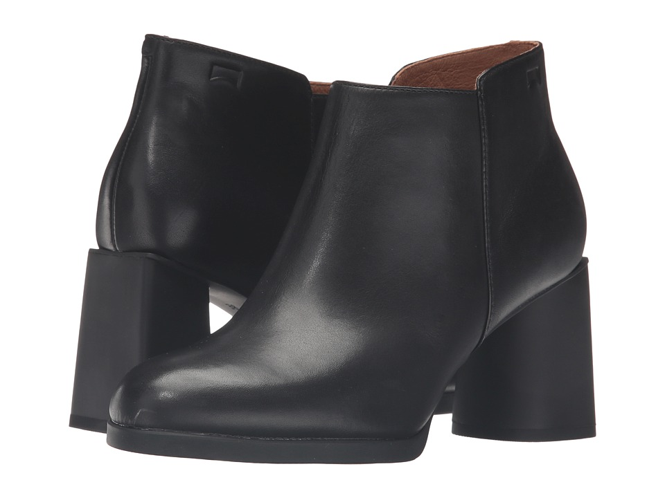 Camper - Lea - K400107 (Black) Women's Boots