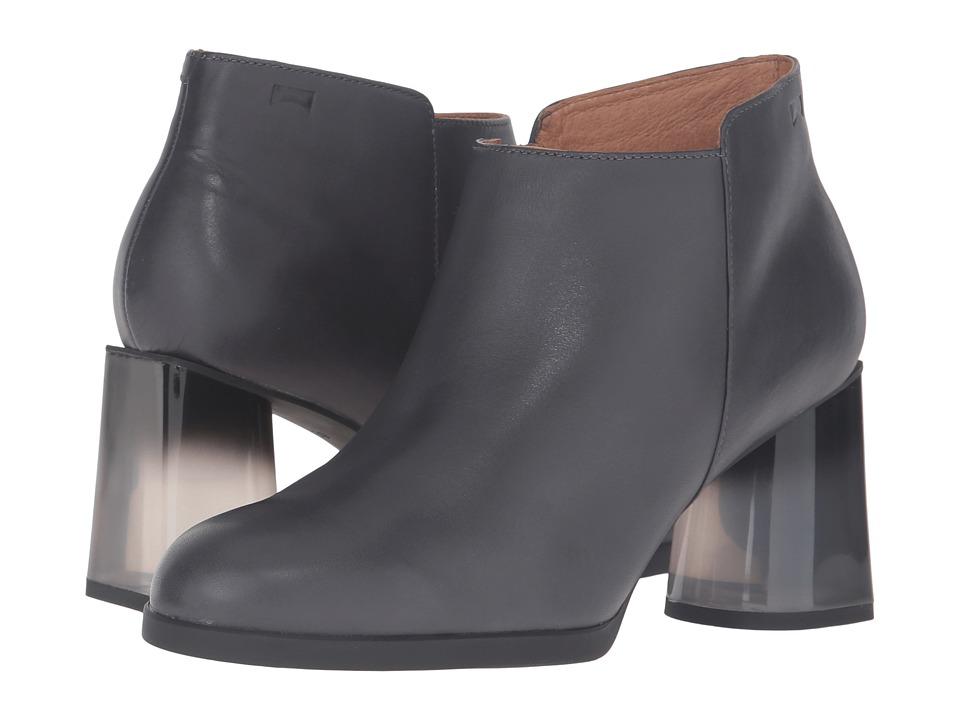 Camper - Lea - K400107 (Grey) Women's Boots