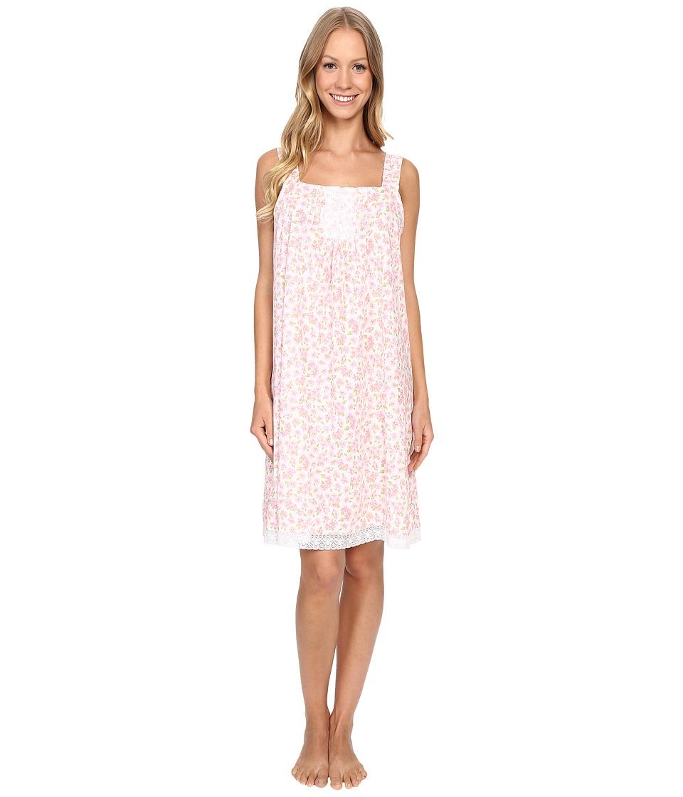 Carole Hochman - Floral Cotton Chemise (Petals) Women's Pajama
