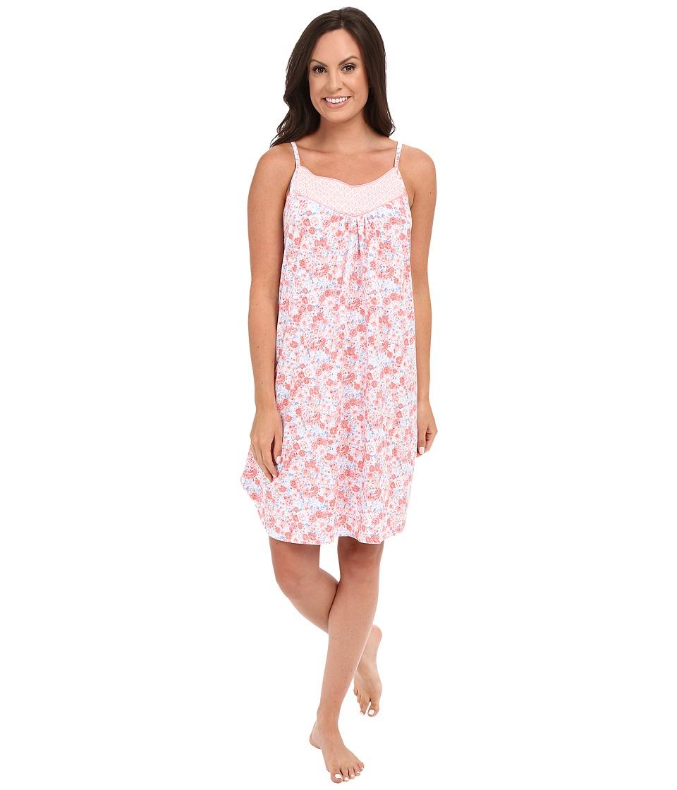 Carole Hochman - Printed Chemise (Crowded Floral) Women's Pajama