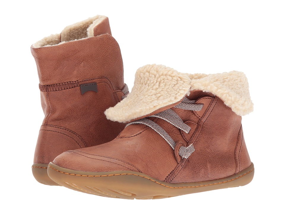 Camper - Peu Cami - 46477 (Brown 1) Women's Shoes
