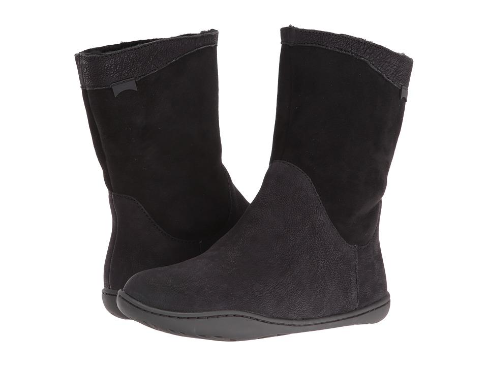 Camper - Peu Cami Goretex - K400048 (Black) Women's Pull-on Boots