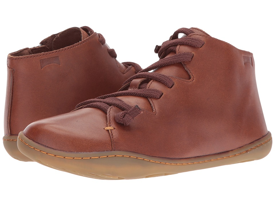 Camper - Peu Cami - K400120 (Brown) Women's Boots