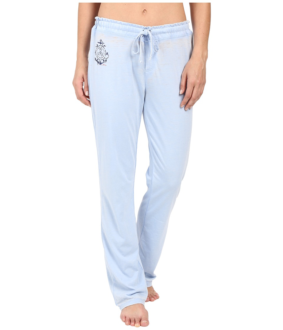 LAUREN Ralph Lauren - Long Pants (Blue) Women's Pajama
