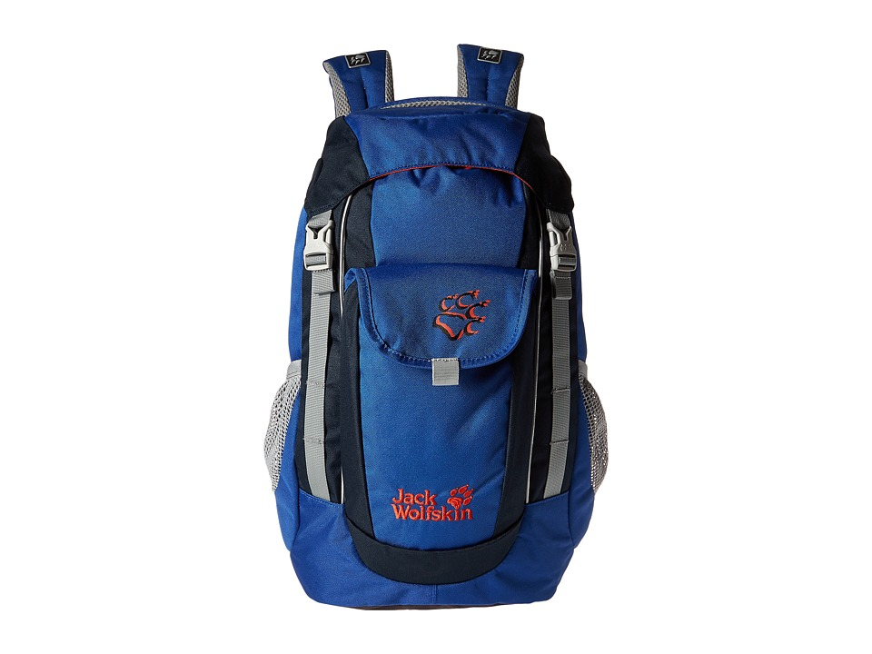 Jack Wolfskin - Kids Explorer (Active Blue) Handbags