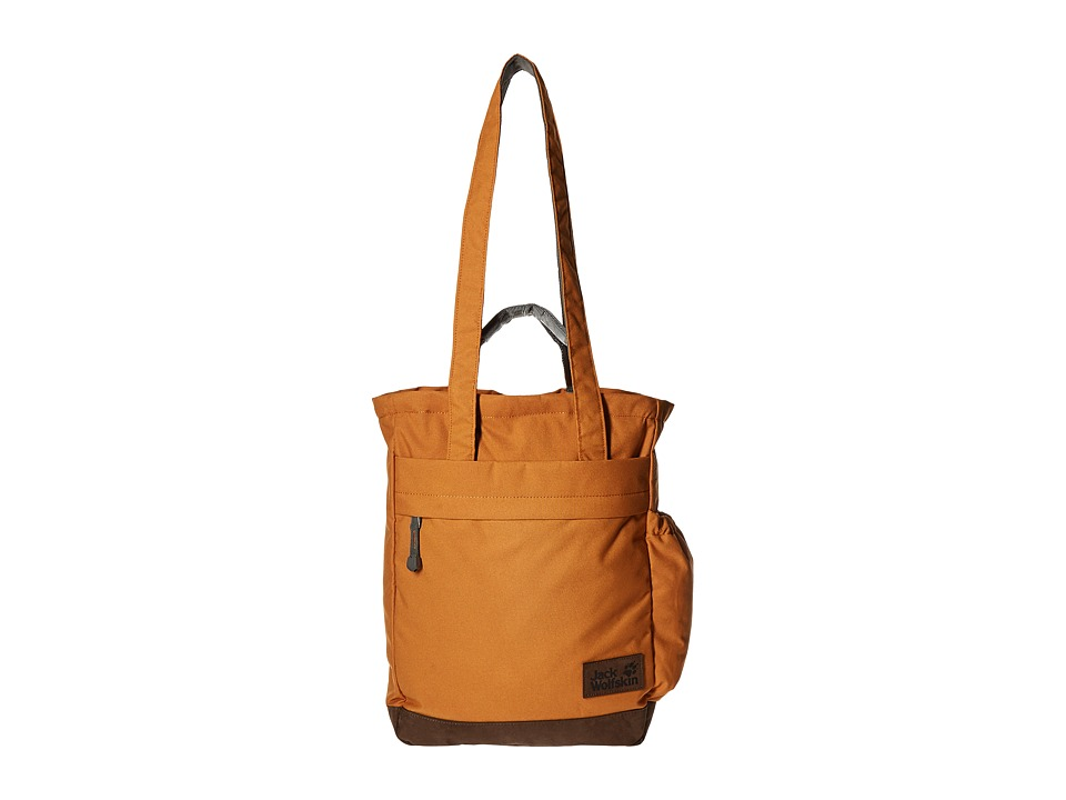 Jack Wolfskin - Piccadilly (Curcuma) Backpack Bags
