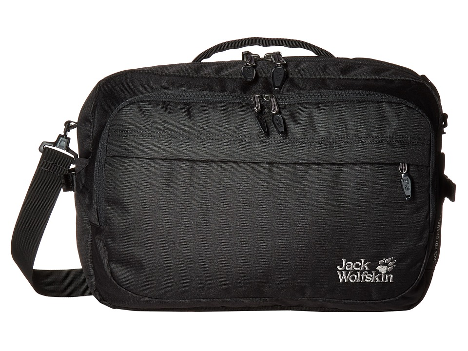 Jack Wolfskin - Jack.Pot De Luxe Bag (Black) Backpack Bags