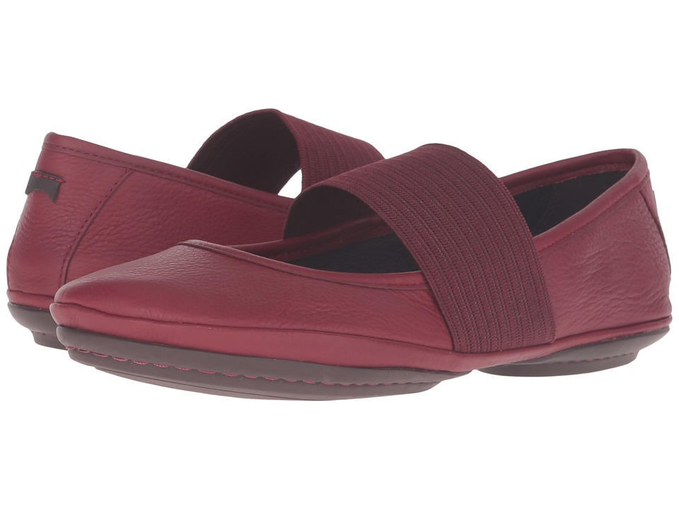 Camper - Right Nina - 21595 (Red 2) Women's Slip on Shoes
