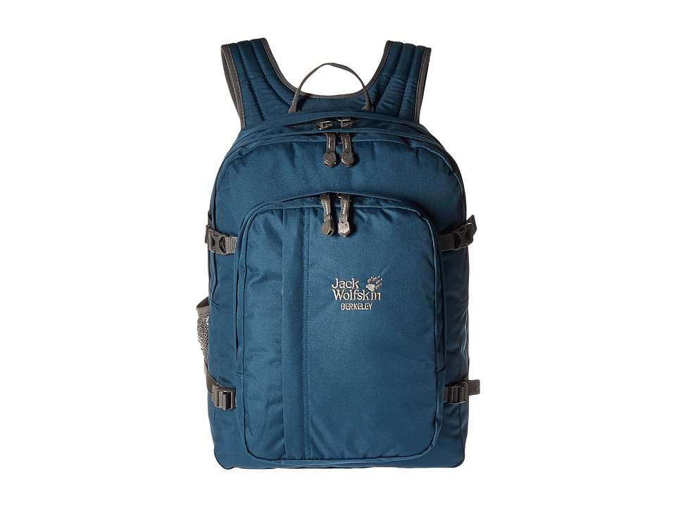 Jack Wolfskin - Berkeley (Moroccan Blue) Backpack Bags
