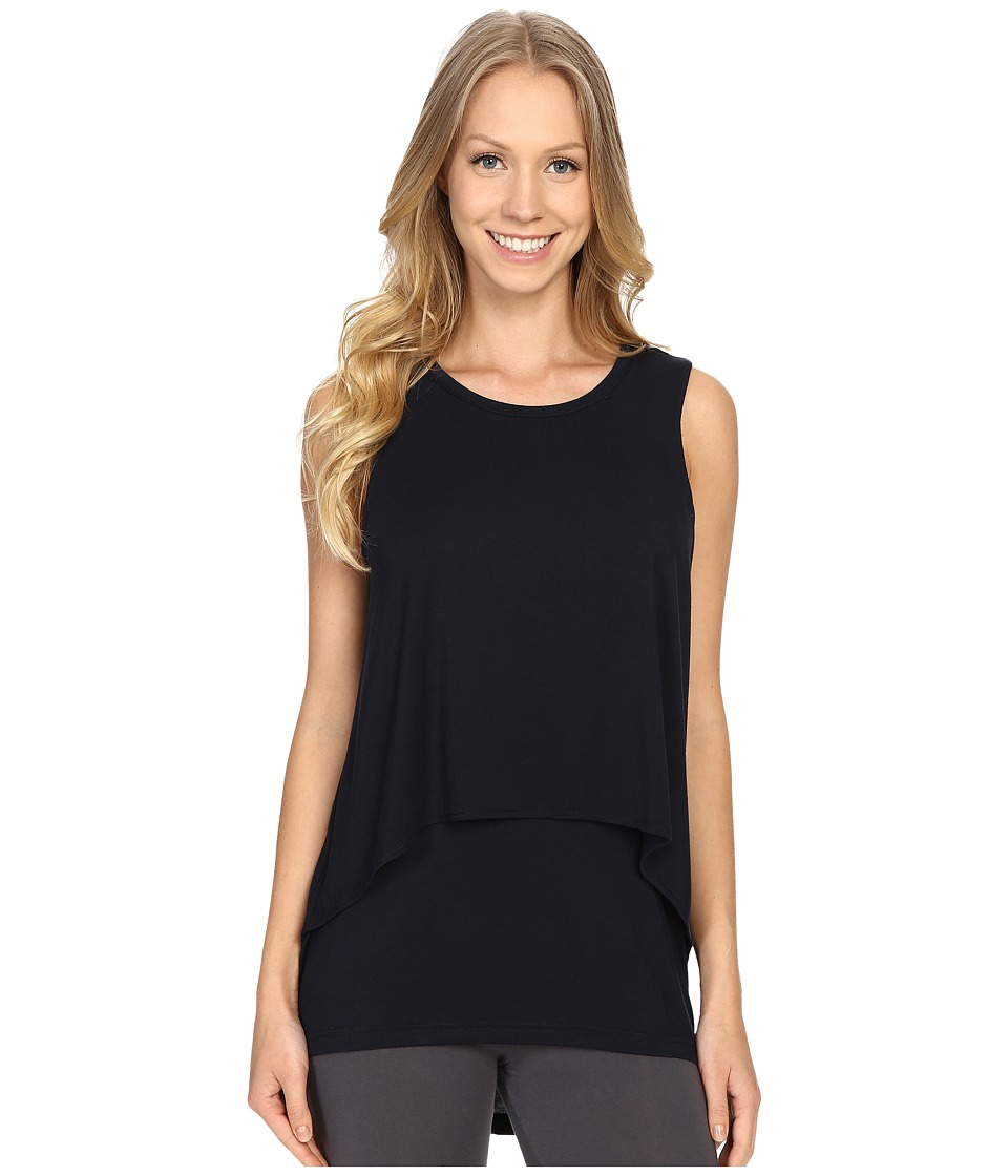 Midnight by Carole Hochman - Lounge Tank Top (Midnight) Women's Pajama