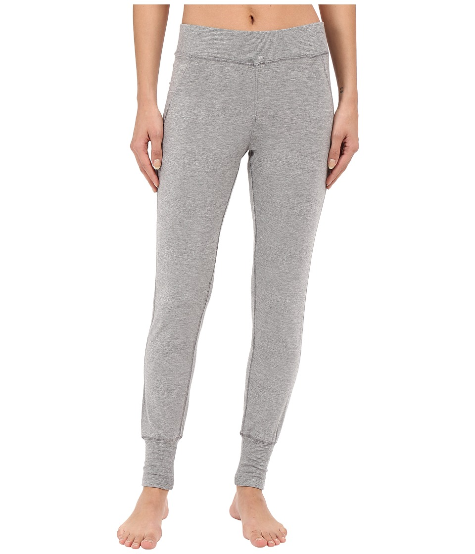 Midnight by Carole Hochman - Lounge Leggings (Heather Grey) Women's Pajama