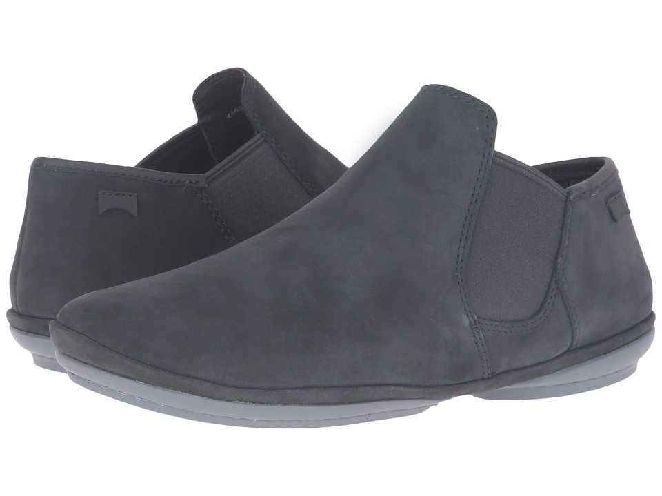 Camper - Right Nina - K400123 (Grey) Women's Slip on Shoes