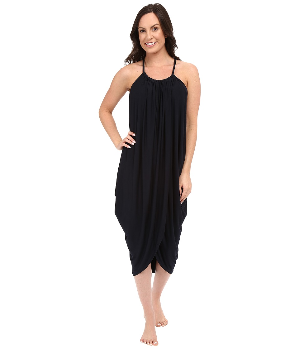 Midnight by Carole Hochman - Maxi Gown (Midnight) Women's Pajama