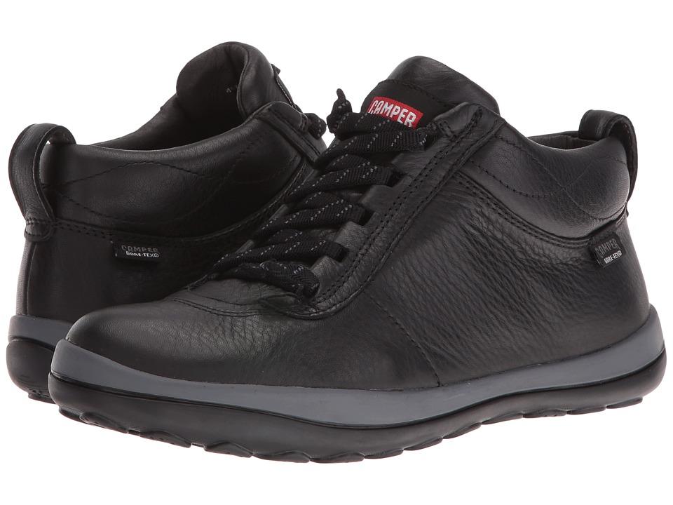 Camper - Peu Pista - 46829 (Black) Women's Lace-up Boots