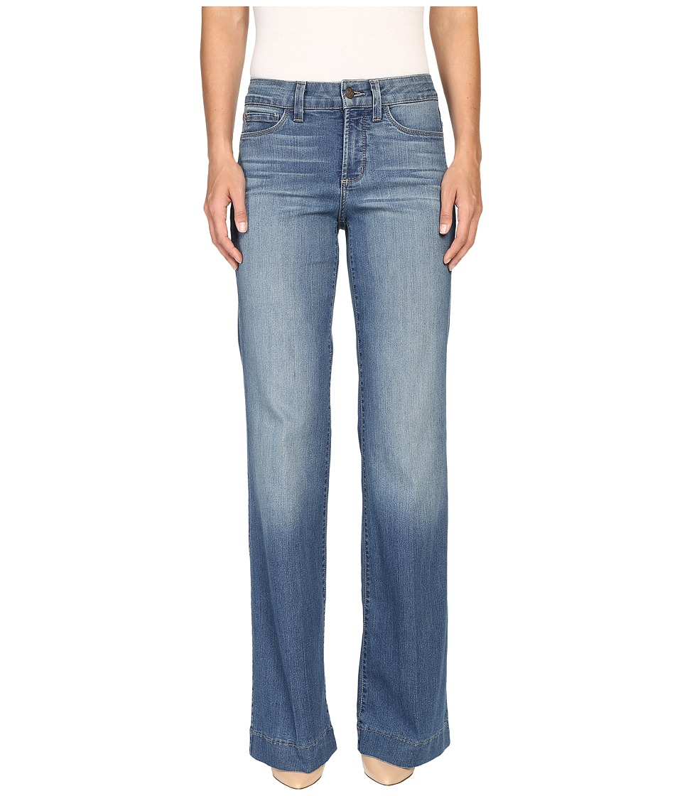 NYDJ - Addison Wide Leg in Istanbul (Istanbul) Women's Jeans
