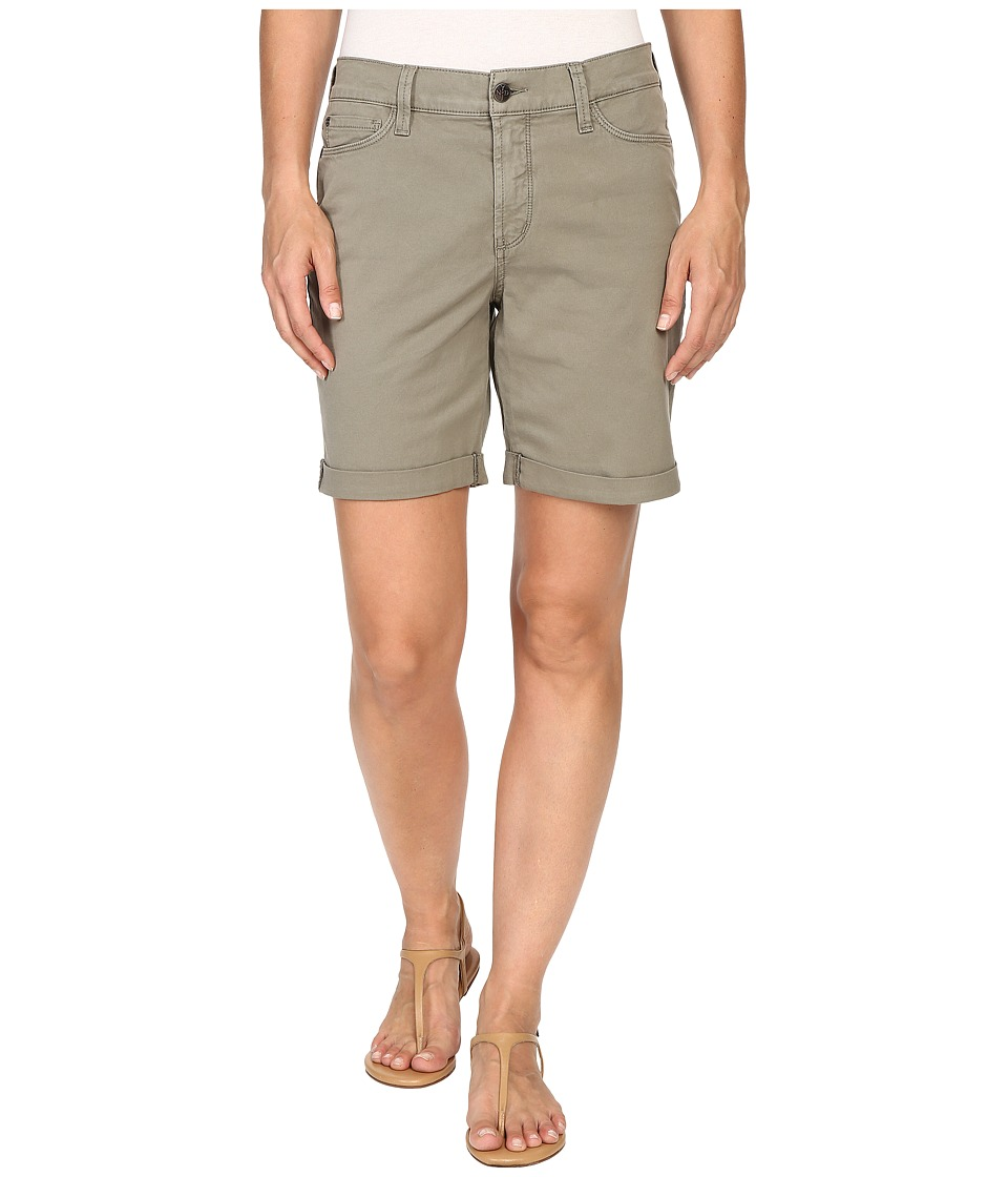 NYDJ - Anna Shorts (Sergeant Olive) Women's Shorts