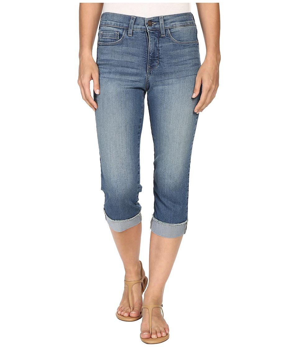 NYDJ - Ariel Crop in Istanbul (Istanbul) Women's Jeans