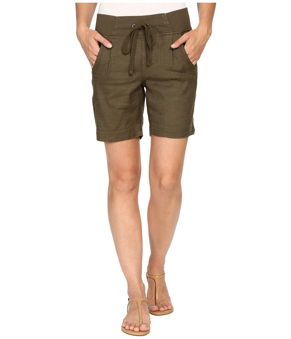 NYDJ - Candice Shorts (Fatigue) Women's Shorts