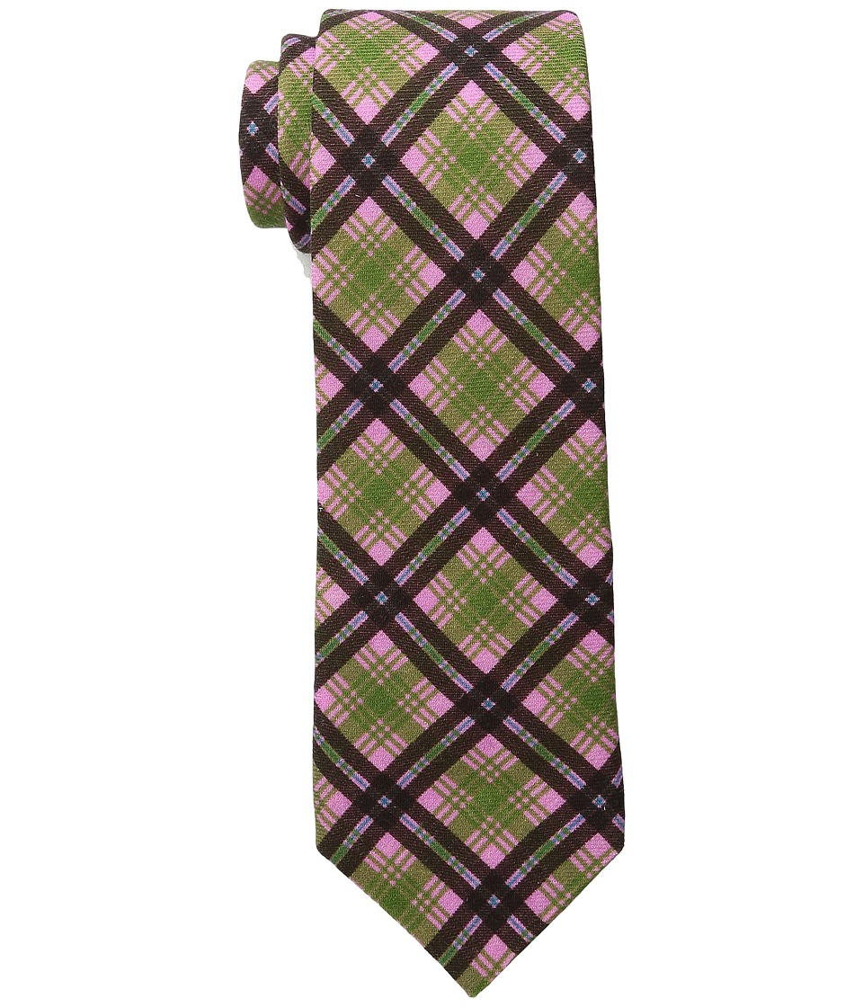 Ted Baker - St. James Plaid (Pink) Ties
