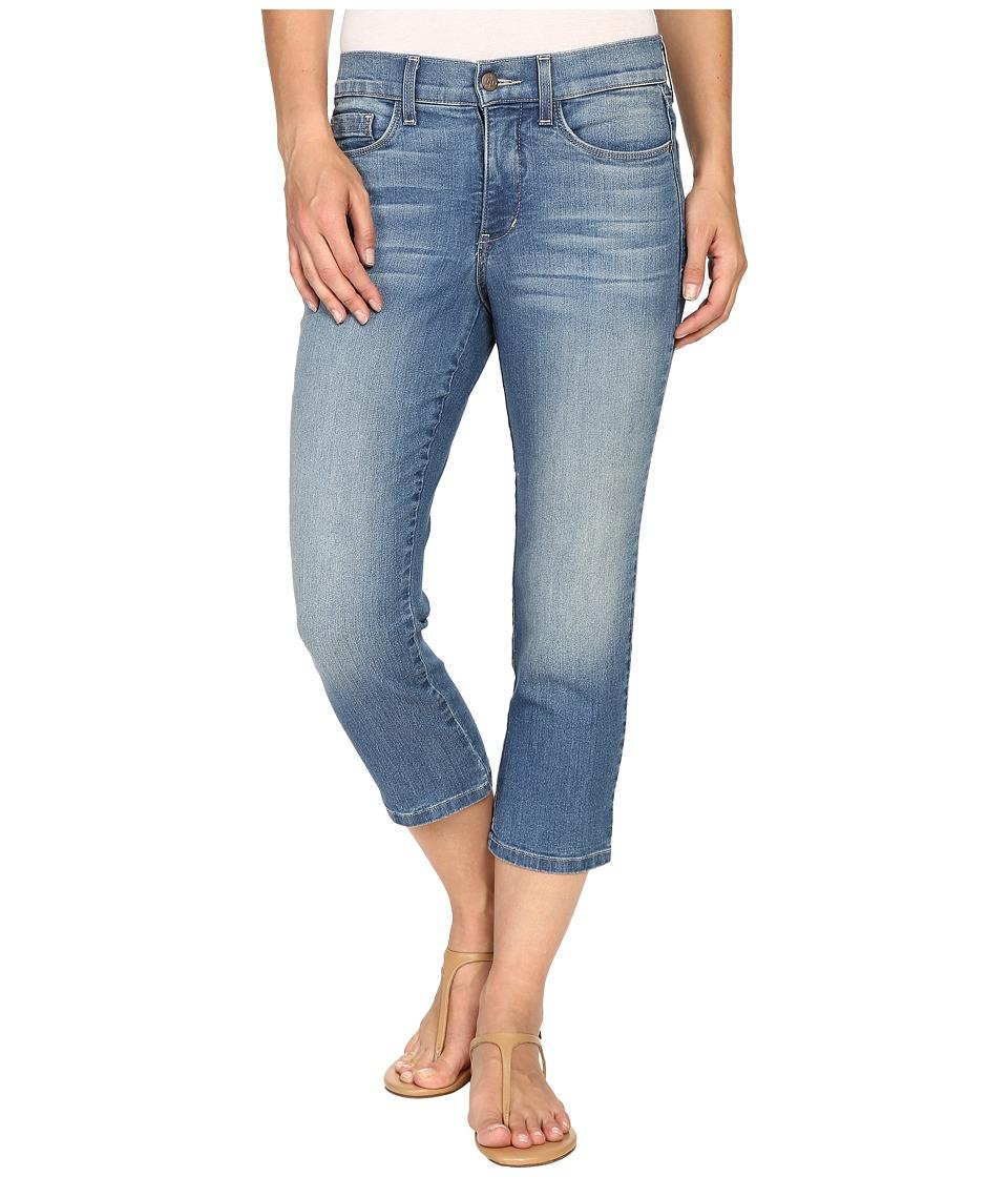 NYDJ - Karen Capris in Istanbul (Istanbul) Women's Jeans